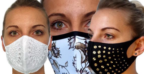 Maseczki na twarz fashion streetwear